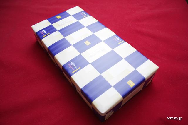 シュガーバターの木の箱