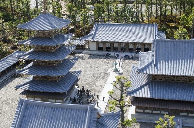 奈良のお寺