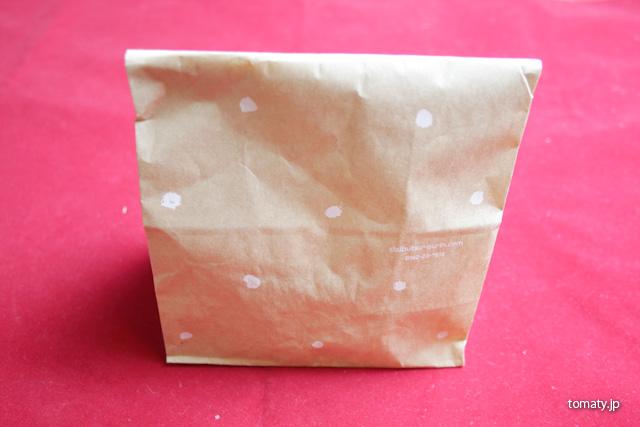 大仏プリンの袋