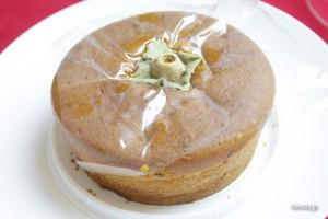 吉野いしいの柿ケーキ