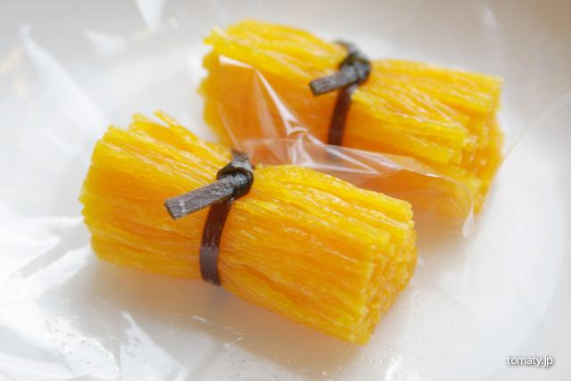松屋菓子舗の鶏卵素麺