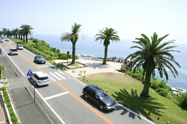 宮崎県 日南海岸