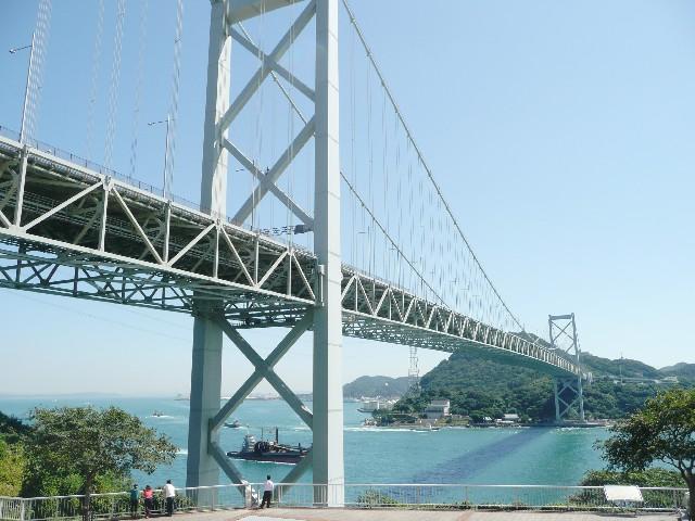 山口県 関門橋