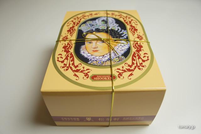 チョコラーテの箱