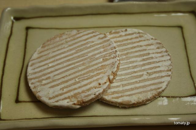 後藤製菓の臼杵煎餅