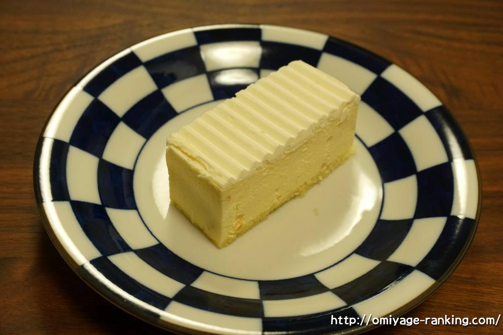 北海道お土産_フランス菓子パリ16e_ガトーフロマージュ