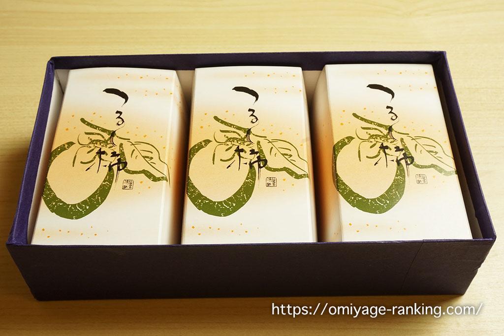 京都のお土産_笹屋伊織のつるし柿 つるし柿